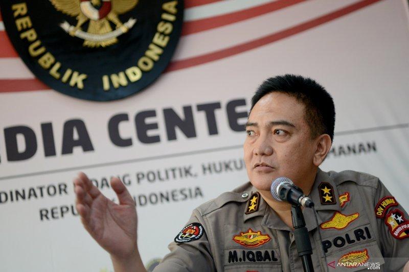 Kapolri-Panglima TNI bertolak ke Papua