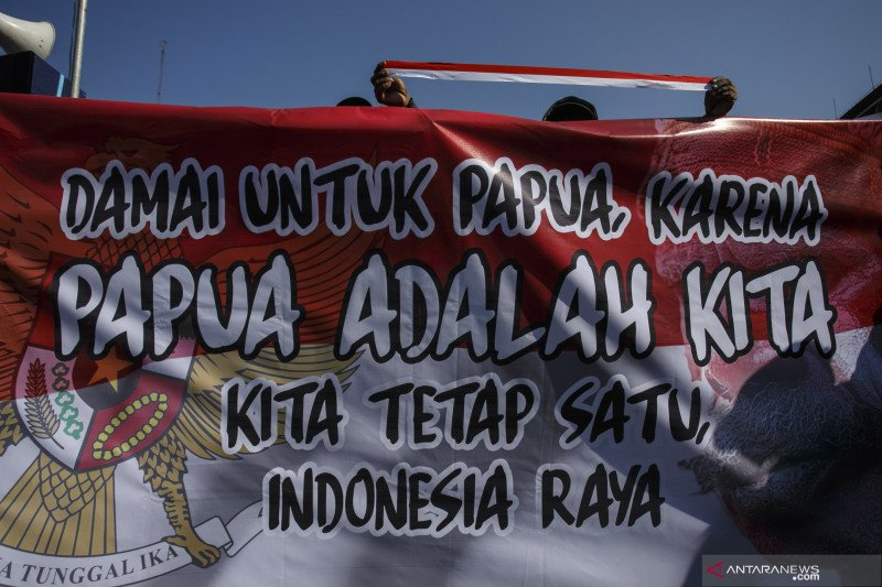 Papua Terkini - 500 WNI di AS gelar aksi dukung perdamaian Papua
