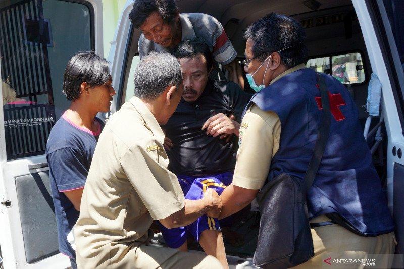 Dinsos Trenggalek evakuasi korban pasung ke-150