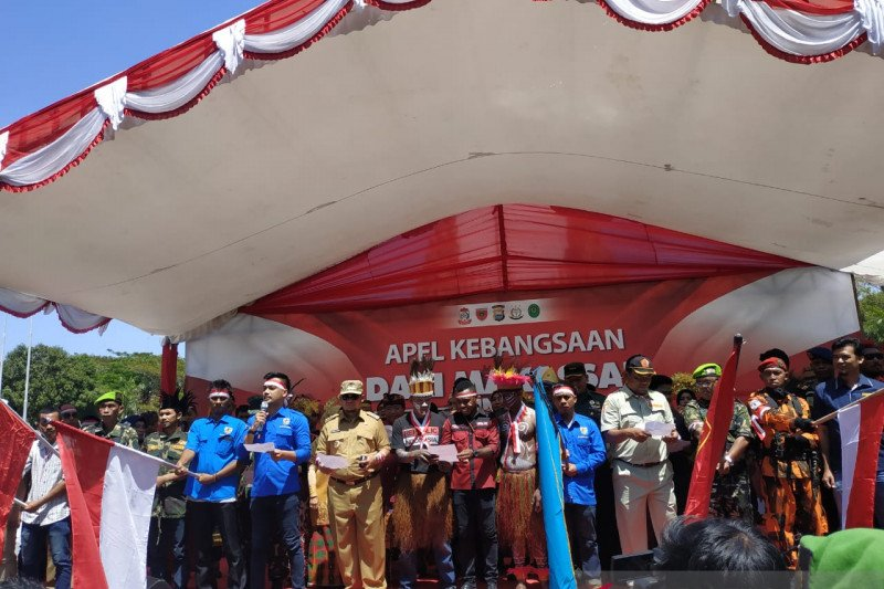 KNPI Makassar ajak masyarakat jaga keutuhan NKRI