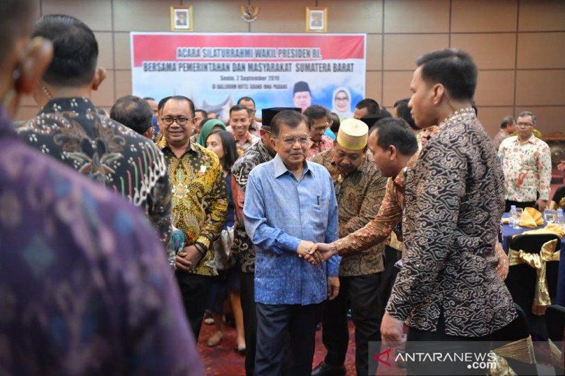 JK sebut penanganan konflik di Aceh dan Papua berbeda