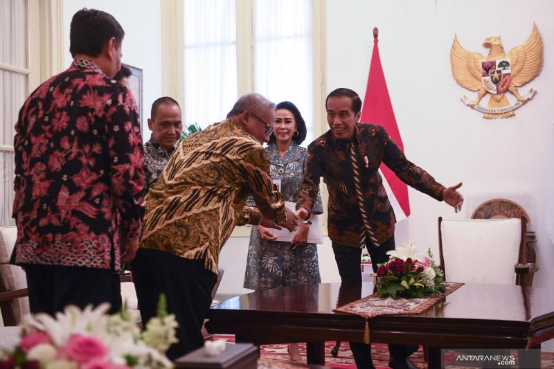 Pansel serahkan nama Capim KPK ke Presiden