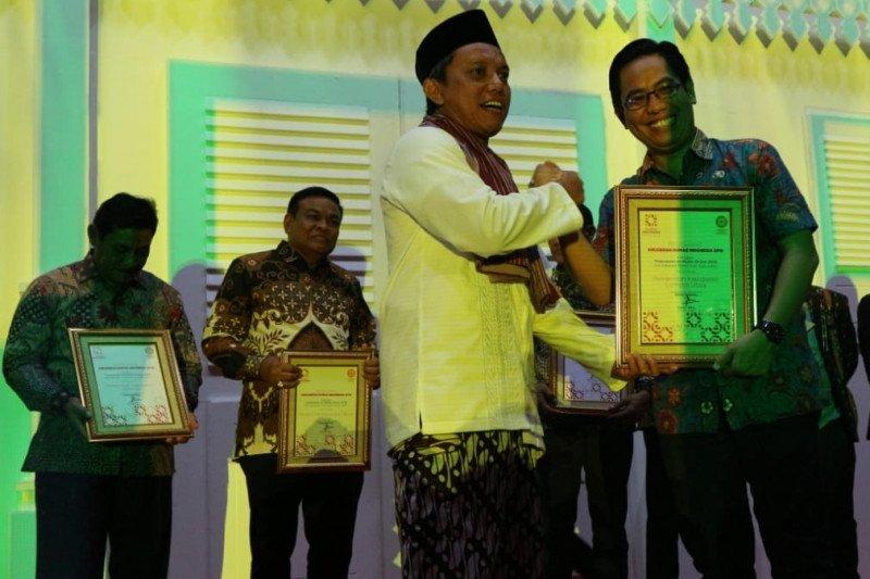 Pemkab Lombok Utara Raih Dua Penghargaan Anugerah Humas Indonesia