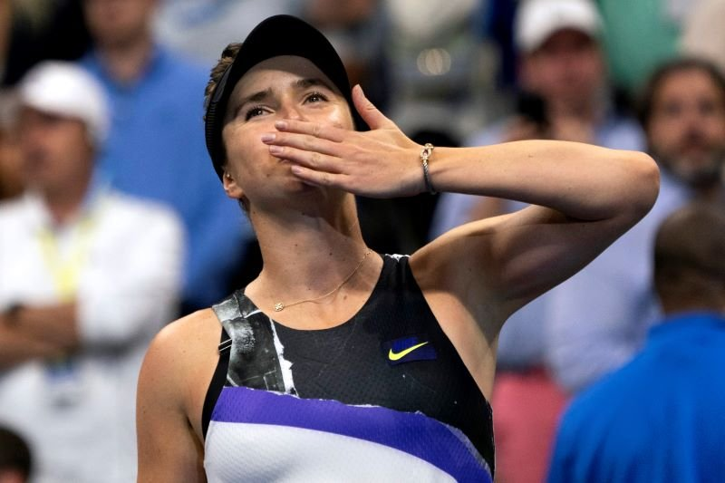 Elina Svitolina ke perempat final US Open setelah kalahkan Keys