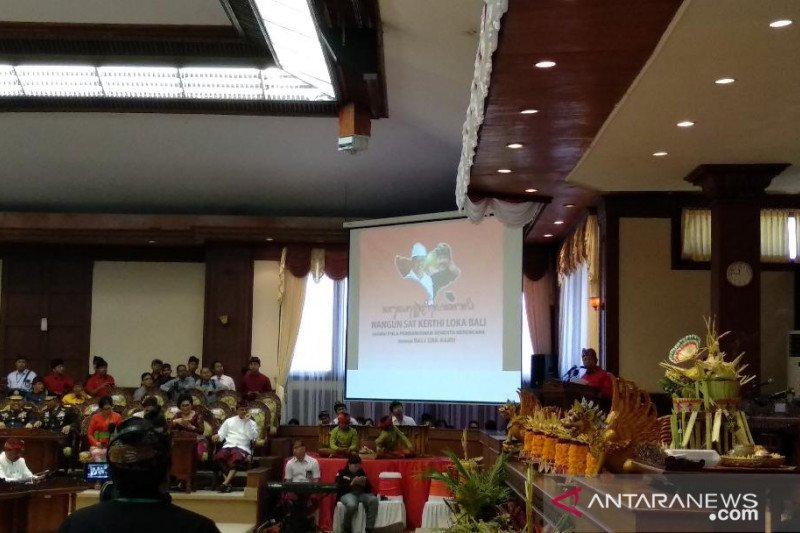 Gubernur Bali minta DPRD baru percepat empat ranperda