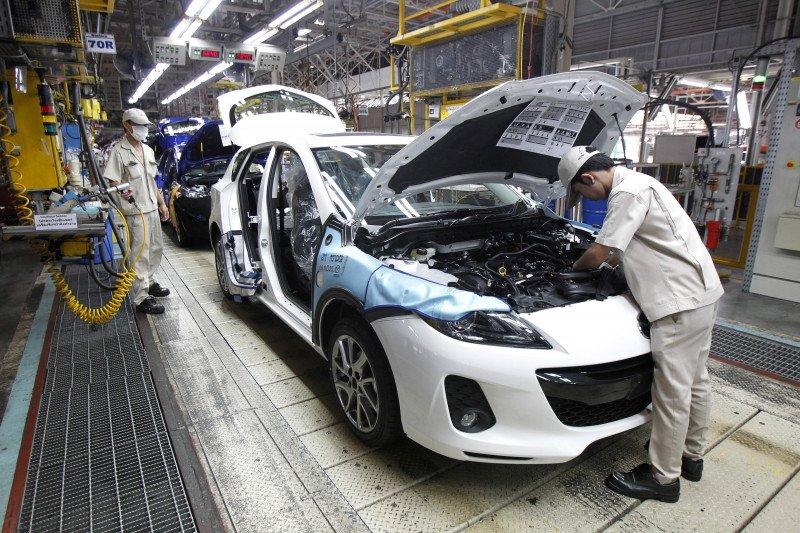 Mazda tarik 77.112 mobil di China untuk diperbaiki