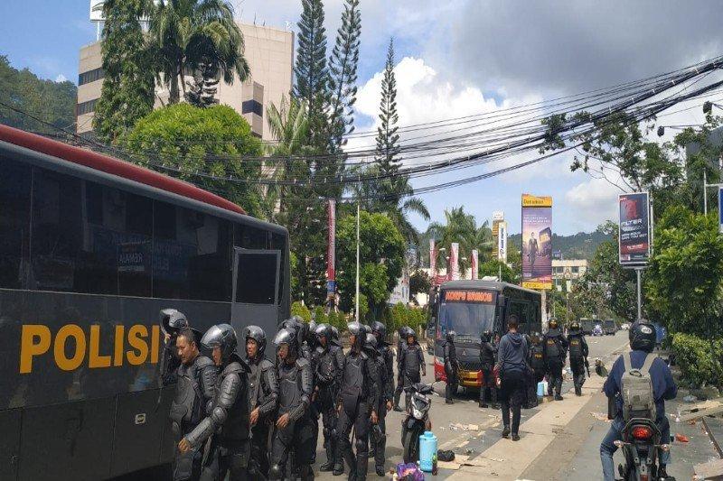 Papua terkini: Demo anarkis Jayapura teleh merenggut empat nyawa