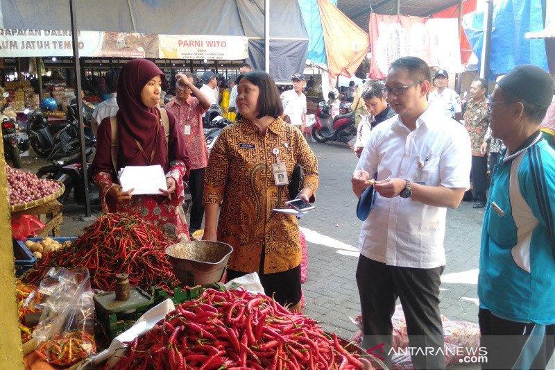 Tujuh kelompok pengeluaran penyebab inflasi di Bukittinggi