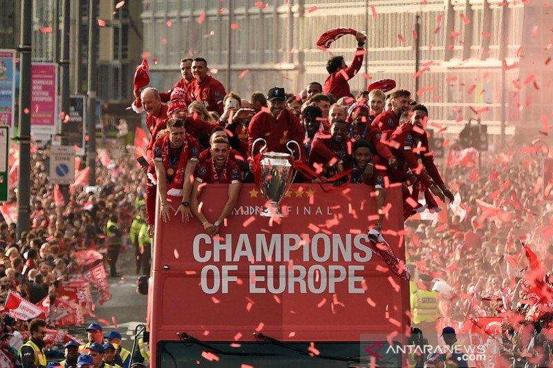 Lima liga Eropa habiskan lebih dari lima miliar euro musim panas ini