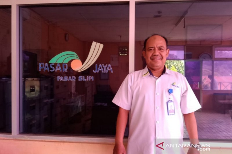 Pasar Slipi Jaya kembangkan konsep