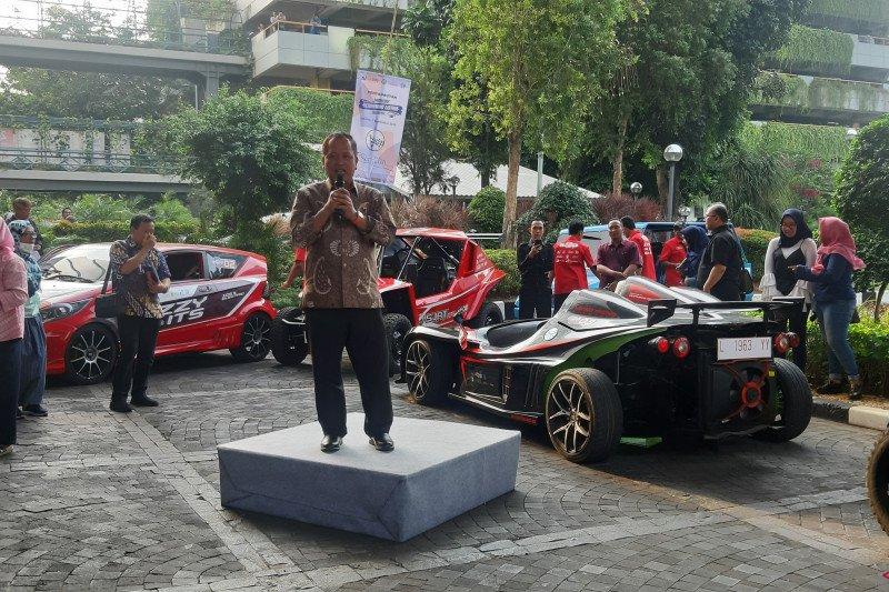 Menristekdikti optimistis mobil listrik diproduksi Indonesia pada 2022