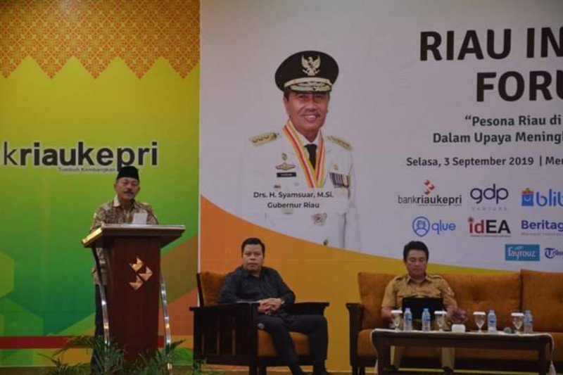 Vice Regent of Tanah Datar mentioned four attractive tourist destinations