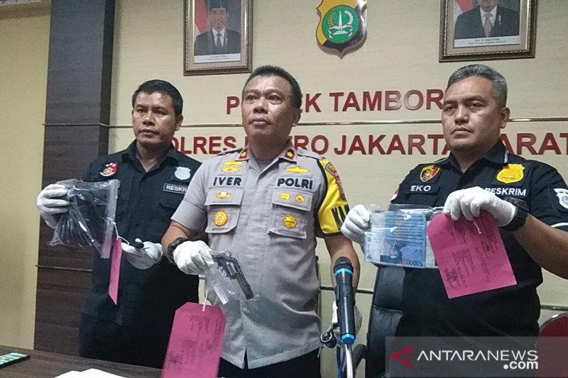 Polisi gadungan pelaku pemerasan-curas gunakan pistol mainan takuti korban