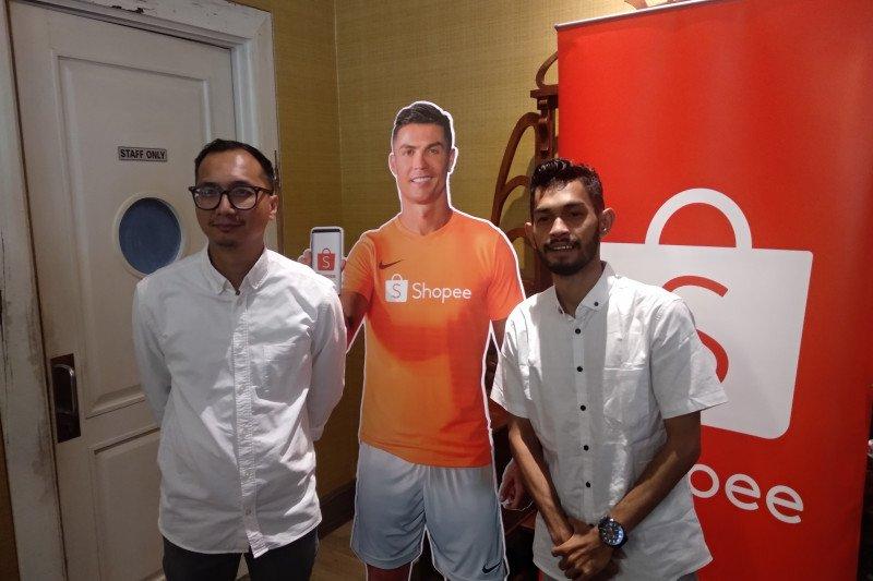 Kebahagiaan Martunis bertemu kembali Cristiano Ronaldo