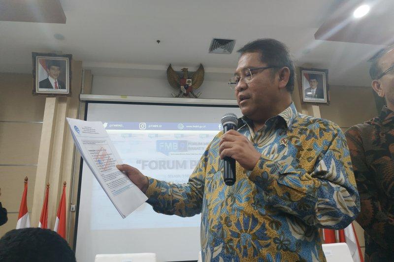 Kanal penyebar hoaks Papua terdeteksi dari 20 negara