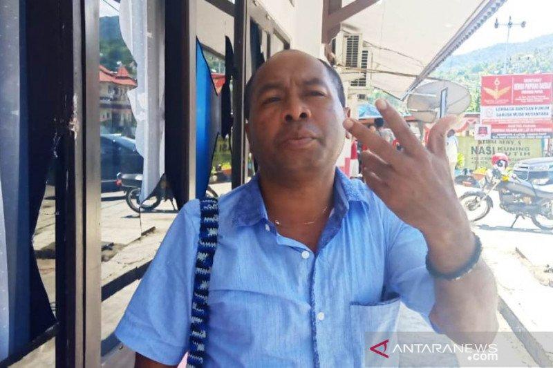 Komnas HAM Papua dukung penegakkan hukum kepada pelaku anarkis