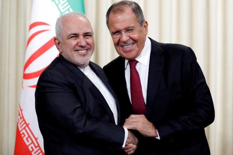 Menlu Iran menyeru AS kembali pada kesepakatan nuklir 2015