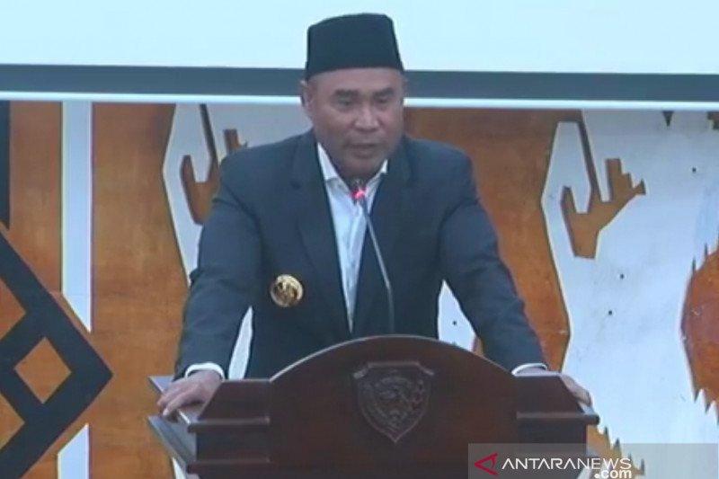 Gubernur Viktor ajak anggota DPRD NTT terpilih tak bekerja pas-pasan