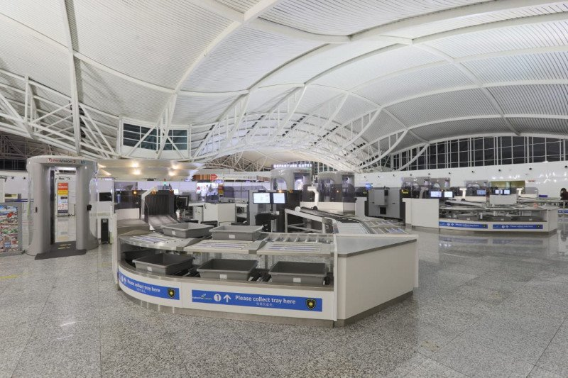 AP I miliki fasilitas pemeriksaan penumpang canggih di Bali
