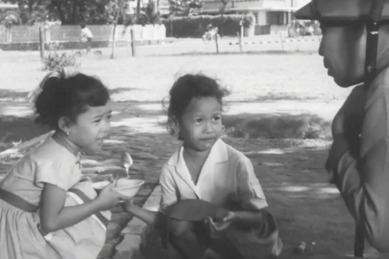 "Pusbangfilm Kemendikbud putar film ""Bintang Ketjil"" di Medan"