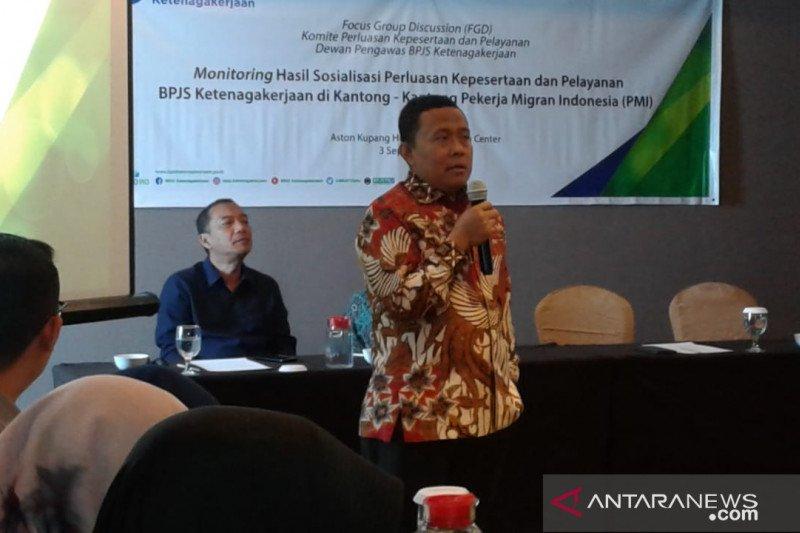 499 ribu pekerja migran Indonesia dilindungi jaminan kecelakaan kerja