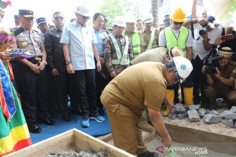 Sultra menyiapkan anggaran Rp20 miliar bebaskan kawasan wisata Toronipa