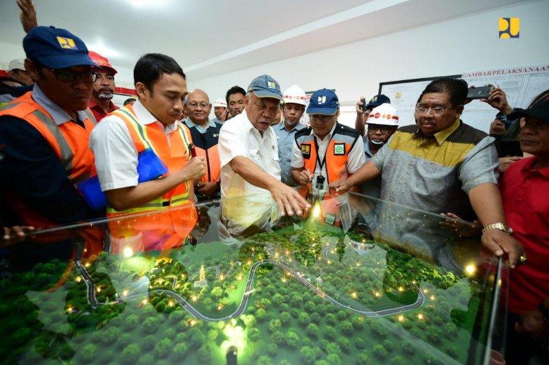Pembangunan jalan Mengwitani-Singaraja meningkatkan konektivitas wisata