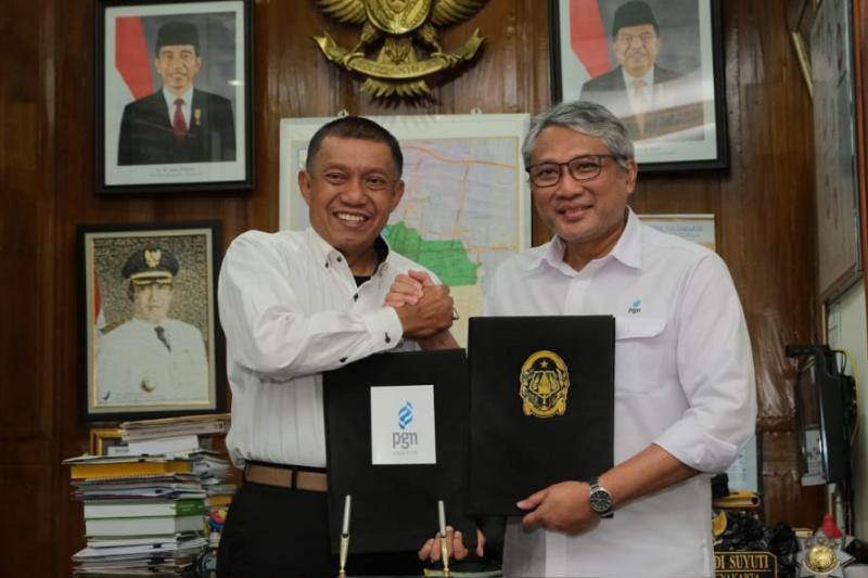 PGN segera bangun infrastruktur gas bumi di Yogyakarta
