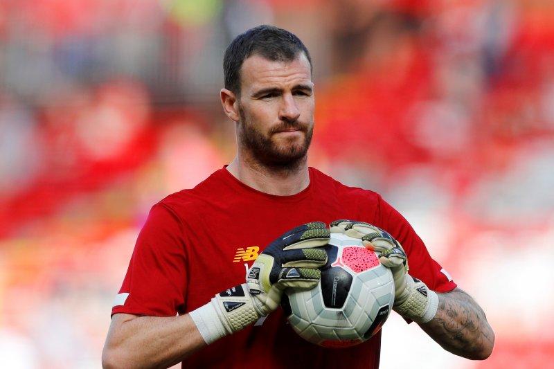 Liverpool daftarkan empat kiper di Liga Champions
