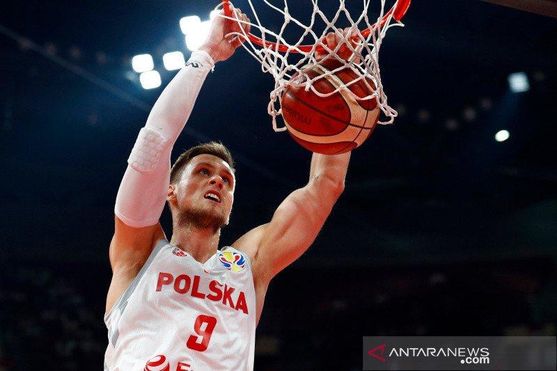 Polandia mantapkan status juara Grup A
