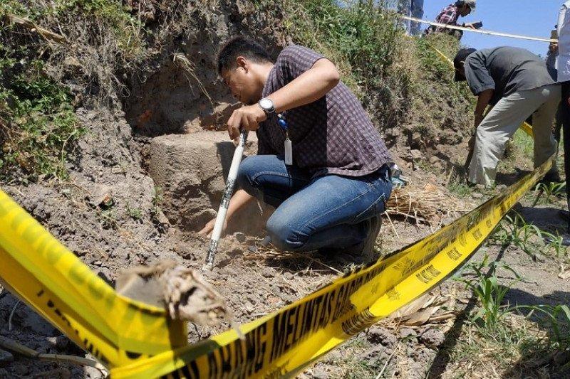 Temuan situs di Blitar diteliti