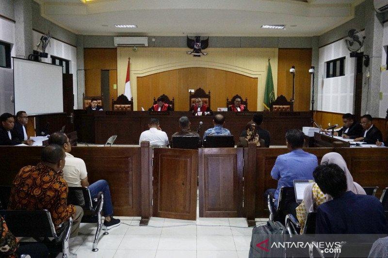 Jaksa cecar saksi Imigrasi Mataram terkait pertemuan di Sheraton