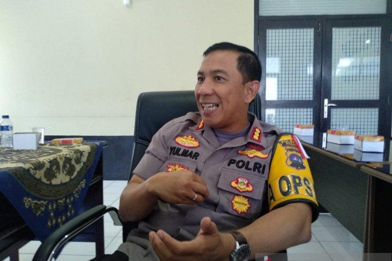 Polresta Padang tanggapi temuan Ombudsman terkait layanan pengaduan