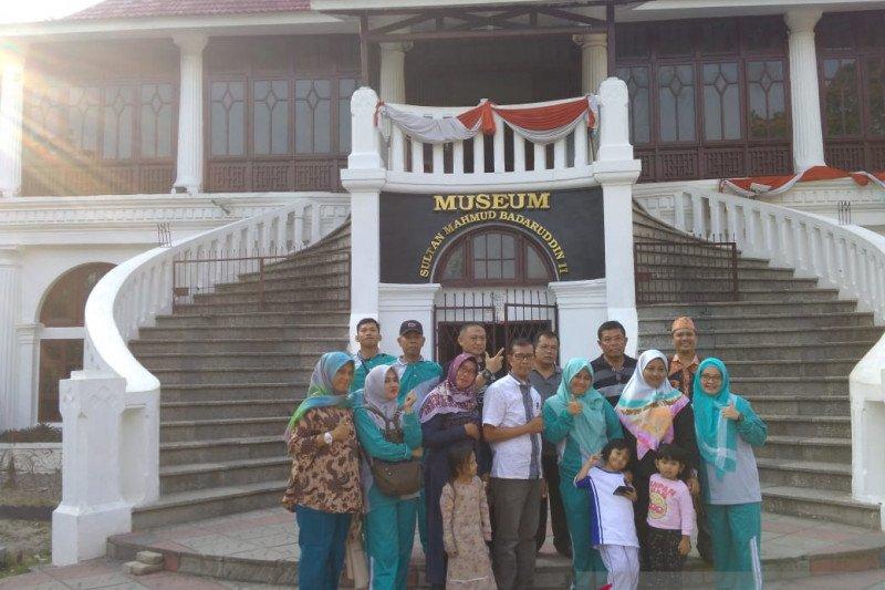Museum SMB II Palembang  buat pojok khusus anak