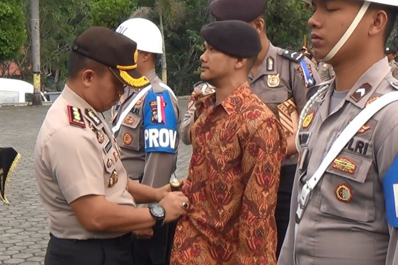 Satu anggota Polres Tanjungpinang dipecat karena terlibat narkoba