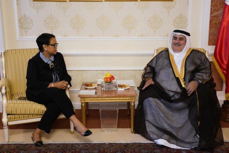 Indonesia dan Bahrain sepakat tingkatkan kerja sama ekonomi
