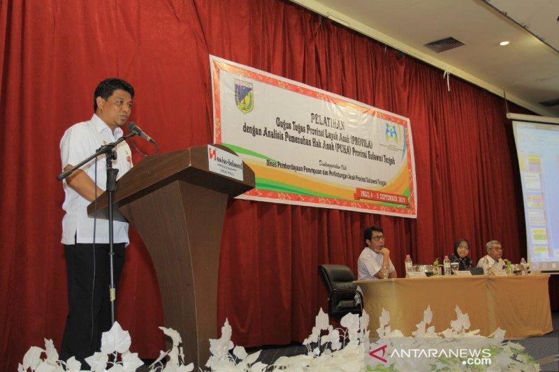 Sulteng maksimalkan peran gugus tugas percepat realisasi provinsi layak anak