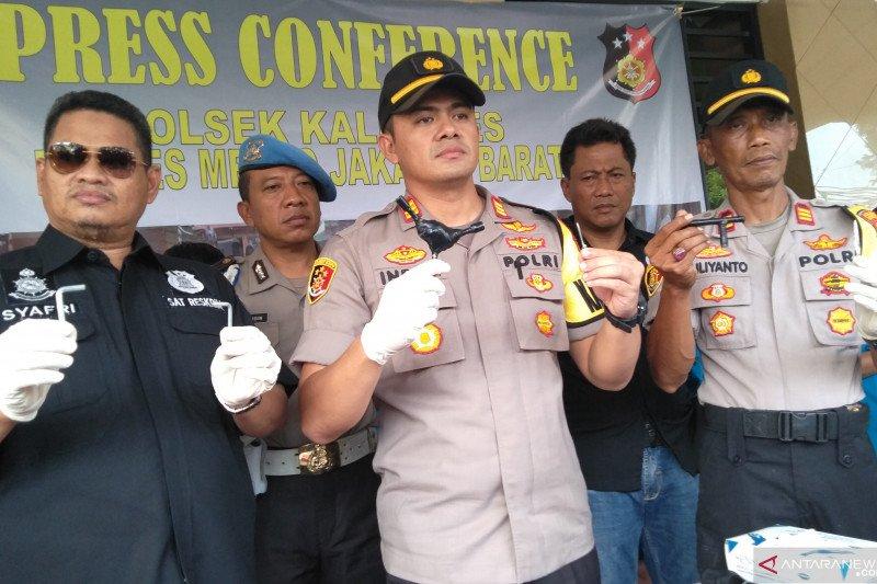 Enam anggota sindikat curanmor dibekuk polisi
