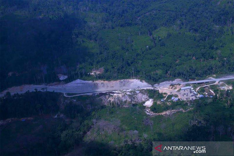 LSM Lingkungan  tolak pembangunan jalan khusus angkut batu bara