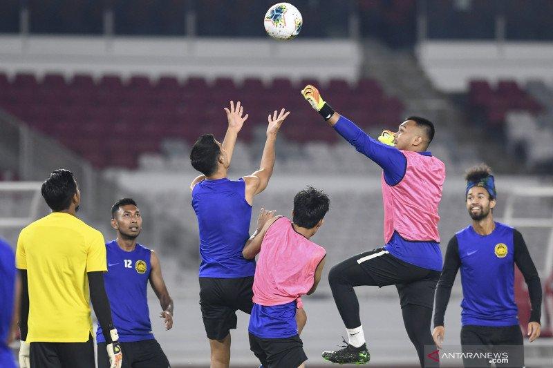 Indonesia vs Malaysia, tuan rumah berharap tuah stadion GBK