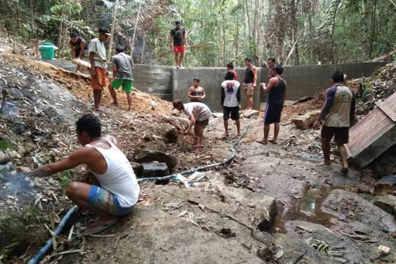 10 desa di Gumas jadi sasaran program Pamsimas III tahun 2019