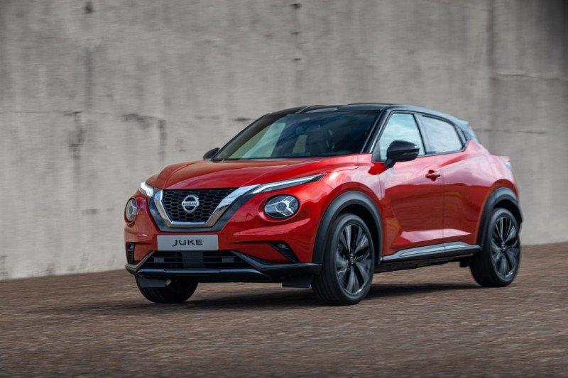 Desain unik dari All New Nissan Juke 2020