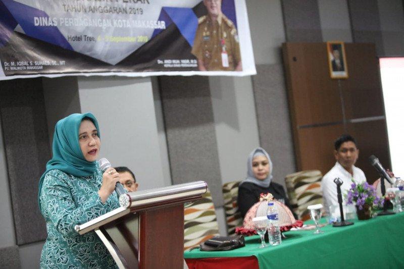 Disdag-Dekranasda Kota Makassar gelar pelatihan pengrajin perak