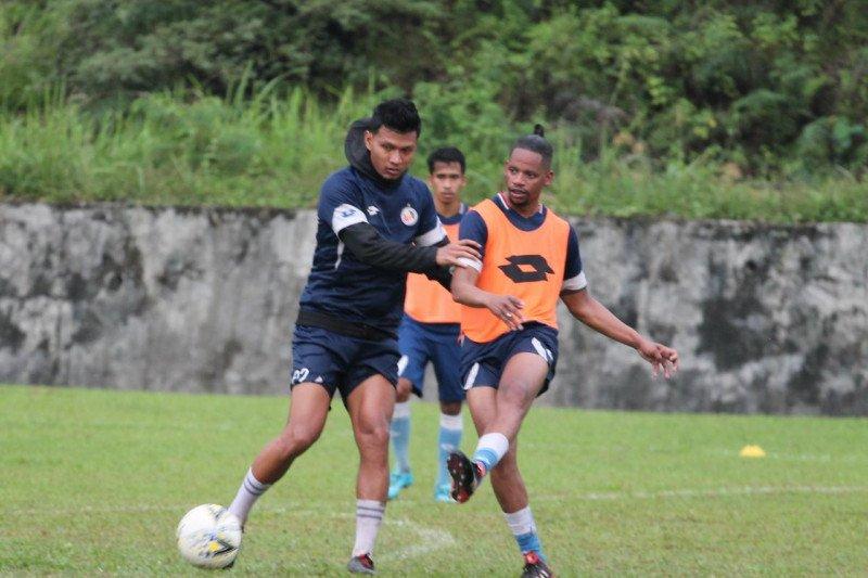 Semen Padang melepas dua pemain asing jelang putaran kedua