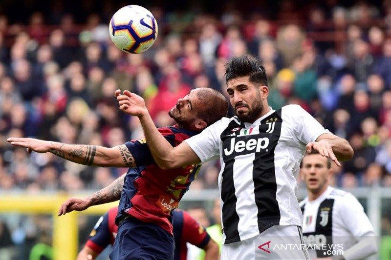 Emre Can anggap dibohongi Juventus
