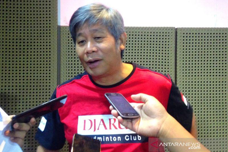 Herry IP bawa ganda putra berlatih ke Jawa Tengah untuk penyegaran