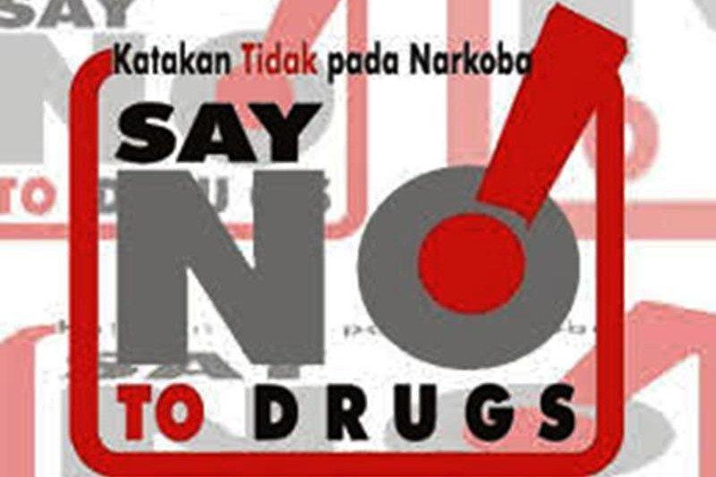 Against Drugs:  Guru dan Narkoba