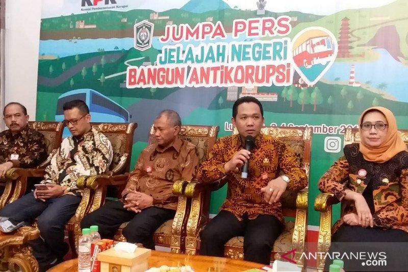 Bupati-Wabup Lumajang ingatkan pejabat terkait kepatuhan LHKPN