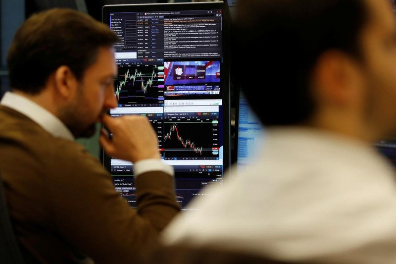 Saham Inggris berbalik merosot, Indeks FTSE 100 turun 0,38 persen