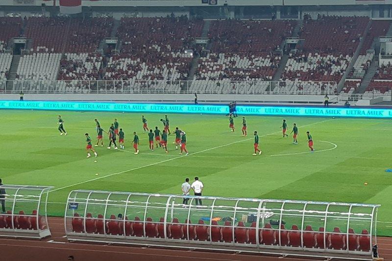 "Beto-Saddil-Lilipaly jadi ""starting line up"" lawan Malaysia"